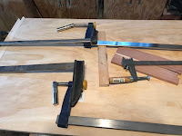 A little trick to extend the length of clamps