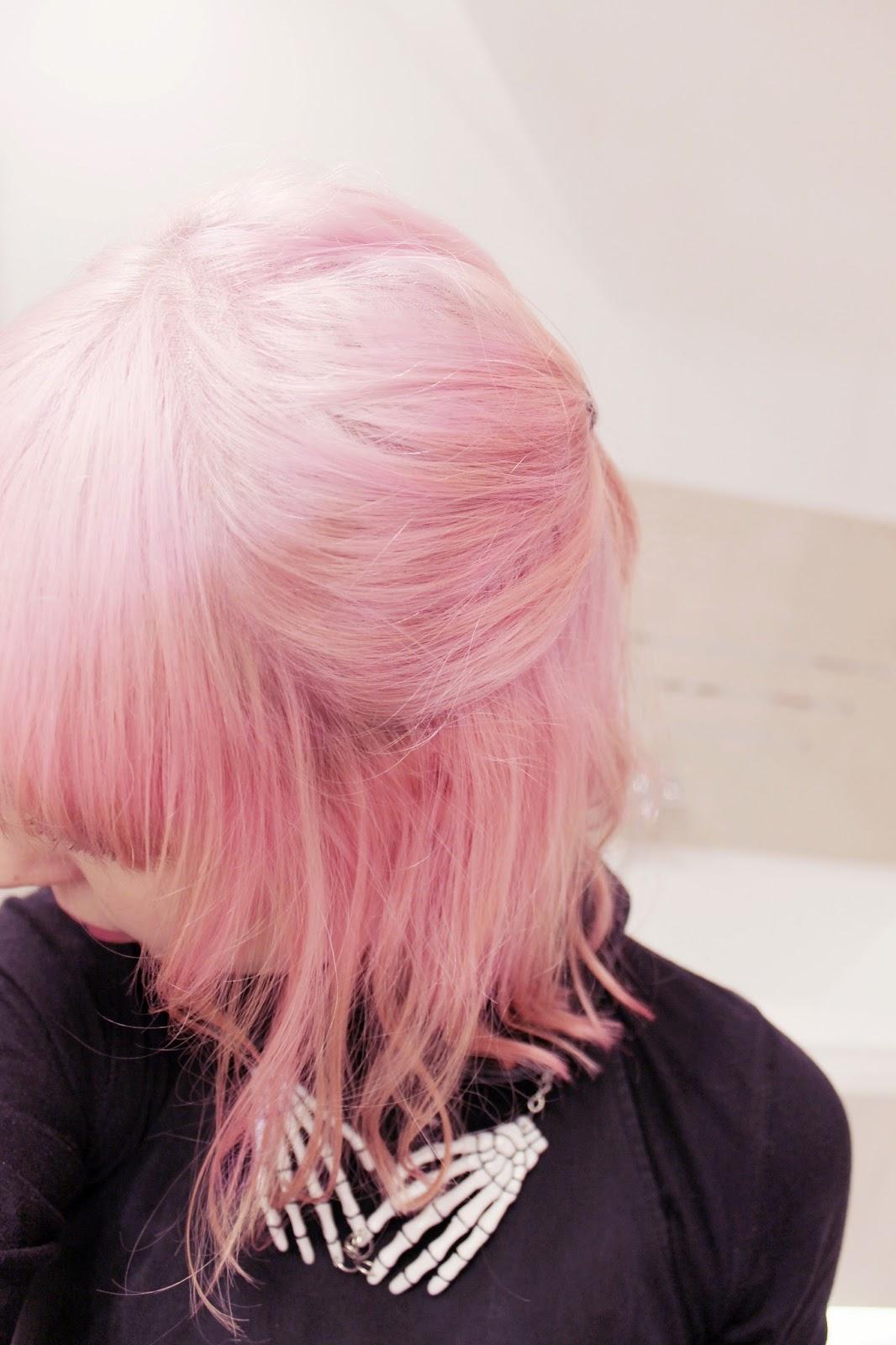 review pravana pastels pretty in pink lisa tenshi. Black Bedroom Furniture Sets. Home Design Ideas