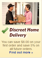 pdp, personalized delivery plan, discreet home delivery
