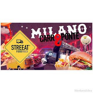 Streeat Food Truck Festival 25-26-27 maggio Sesto San Giovanni (MI)
