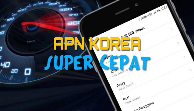 APN Sakti Korea, All Operator