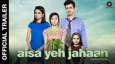 Aisa Yeh Jahaan (2015) Full Hindi Movie DVDScr 300MB 480p
