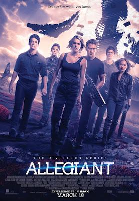 Reseña: The Divergent Series: Allegiant