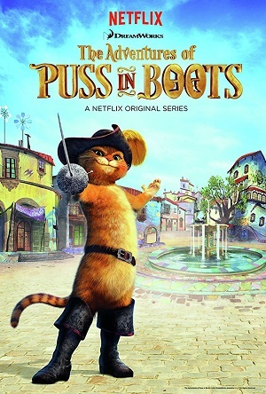 As Aventuras do Gato de Botas - 2ª Temporada Desenhos Torrent Download onde eu baixo