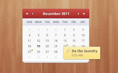 plantillas de calendarios