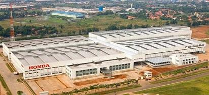 Alamat Pt Ahm Sunter Kantor Pusat Honda Di Indonesia Kumpulan Informasi Alamat Penting Terpercaya