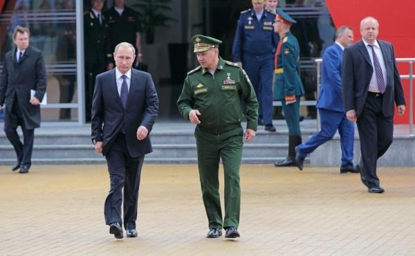 Putin e os segredos da Guerra síria
