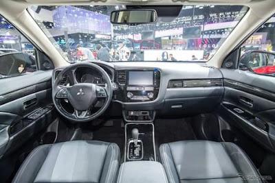 Penyegaran Baru Pada Mitsubishi Outlander, Apa saja yang Berubah?