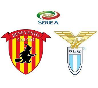 Benevento vs Lazio highlights   Serie A