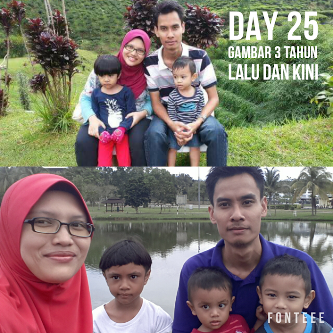 31 Days Challenge by JDT Blogger - Day 25