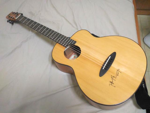 anuenue鳥吉他M10