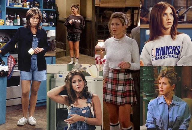Rachel Green, Rachel Green Fashion