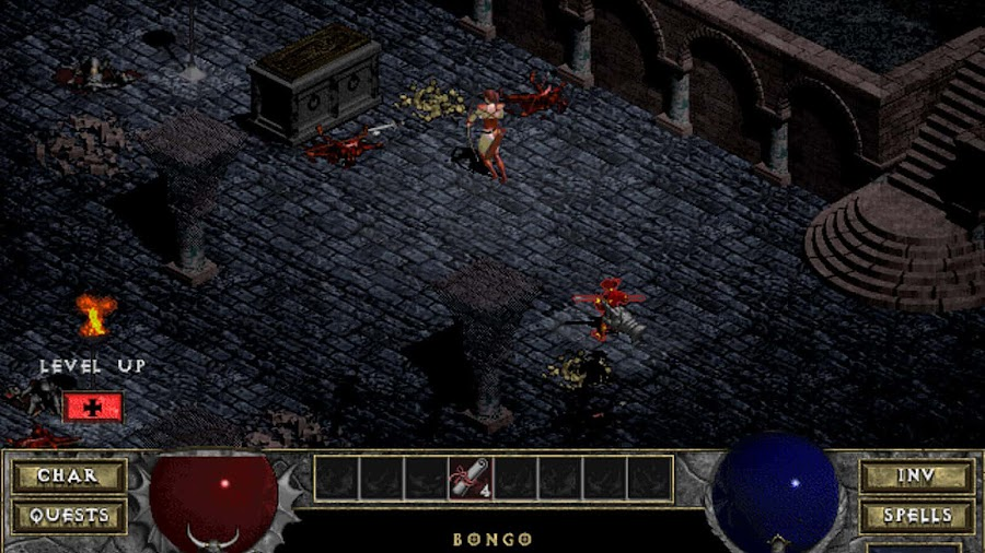 diablo game blizzard gog screenshot