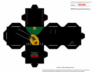 Cubeecraft maneki-neko para descargar gratis