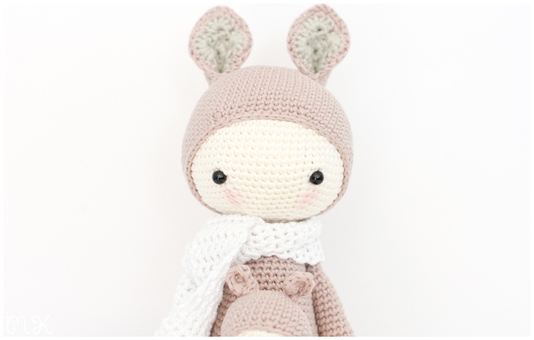 amigurumi kira the kangaroo by lalylala
