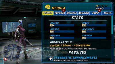 MAA 2 Chapter 3 Mastery Reward Nebula