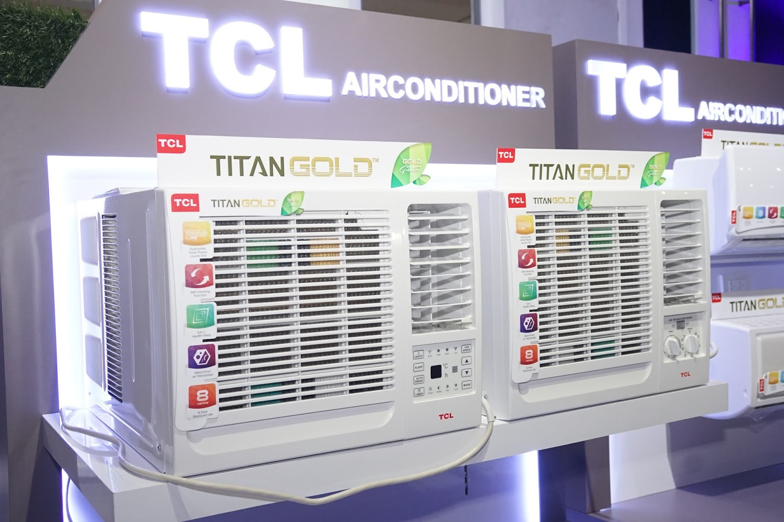 Tcls newest air conditioning line up is now available in the whats even more amazing is that these air conditioning units are packed with 5 in 1 health filters which consist of photocatalyst filter silver ion filter publicscrutiny Image collections