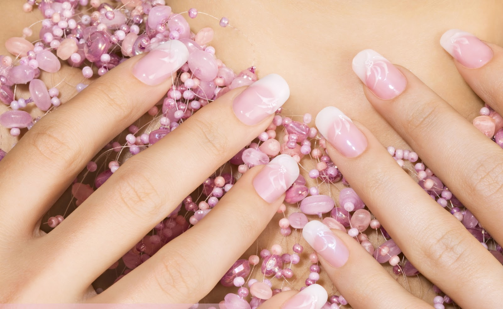 How to Have Holistically Haute™ Natural Nails - Rachael Pontillo