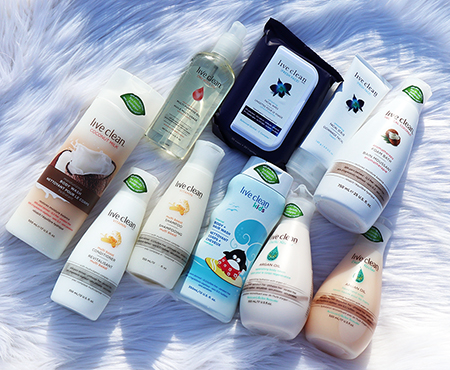 Live Clean celebrates Earth Day April 22, 2018 ~ #Review Giveaway