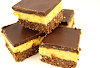 Raw Nanaimo Bars