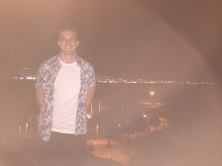 Tenerife, nighttime