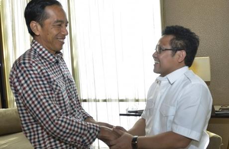 Dianggap Pasangan Tepat dan Ideal, Sekelompok Pemuda Deklarasikan Jokowi-Cak Imin