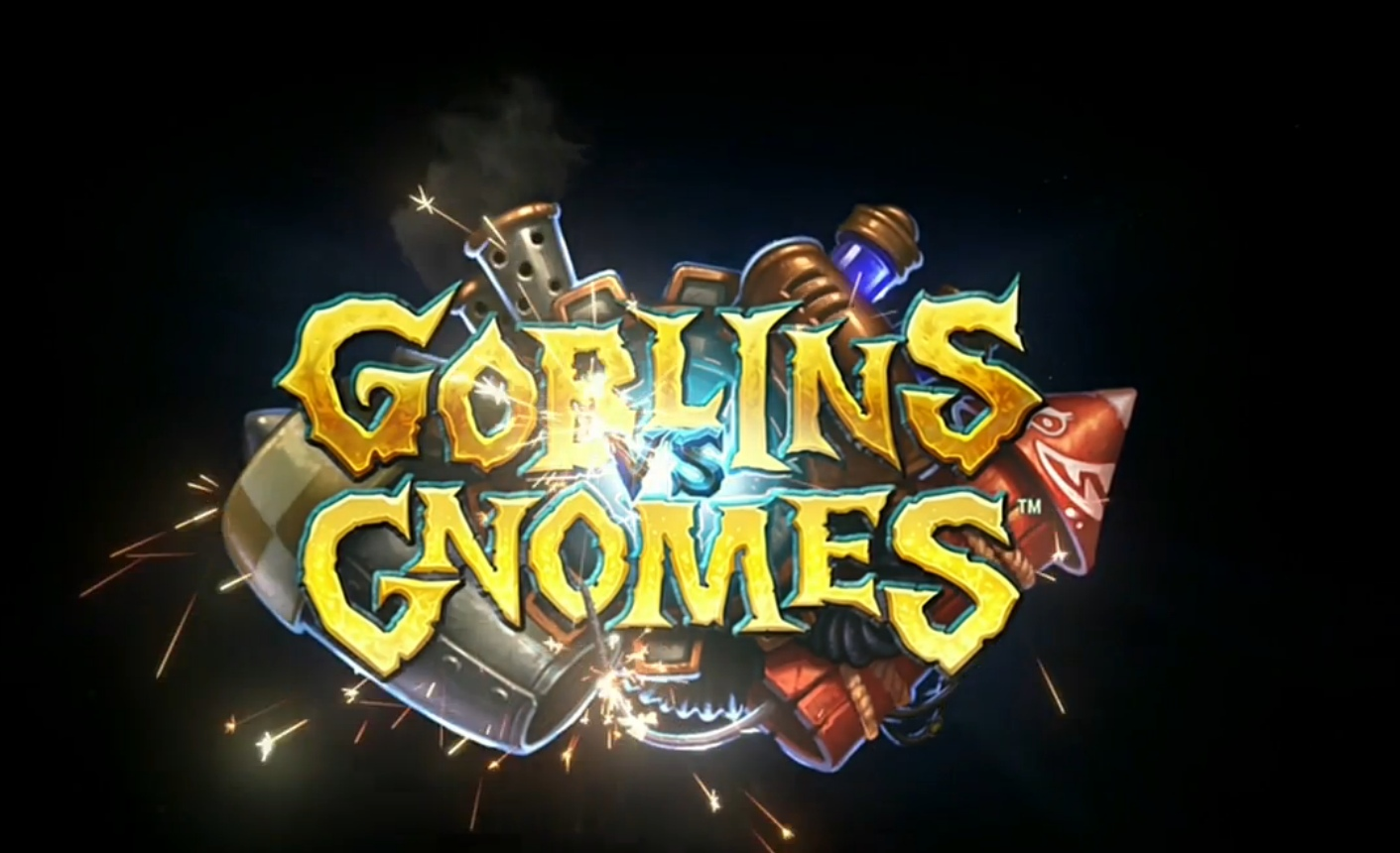 First Hearthstone Expansion Announced - Goblins vs Gnomes
