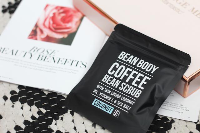 best coffee body scrub blog review