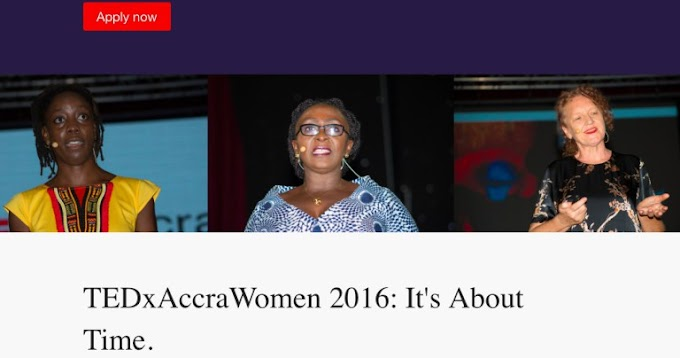 TEDxAccraWomen to be held on October 28