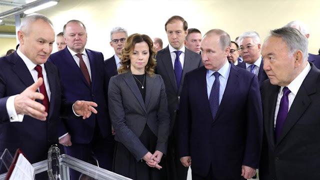 Medios británicos 'descubren' el plan de Putin para vivir eternamente