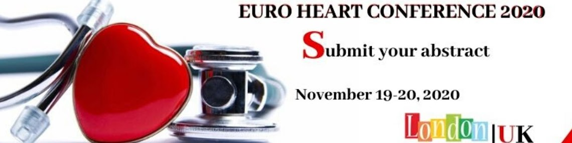 7th Global Summit on  Heart Care and Diseases November 19-20, 2020