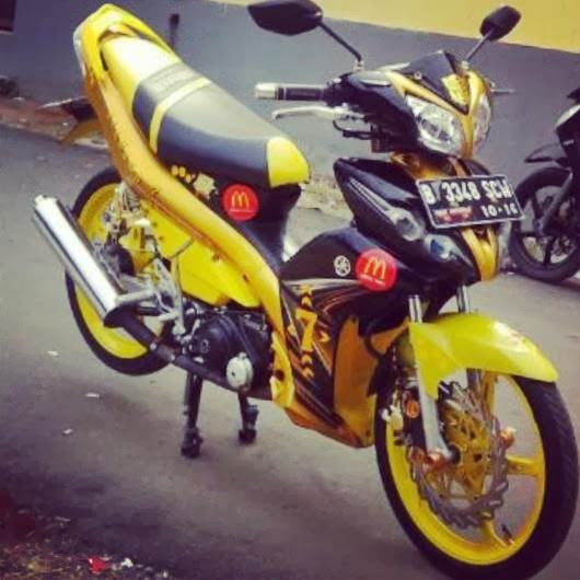 Gambar Modifikasi Motor Yamaha Jupiter Z1 Terbaru