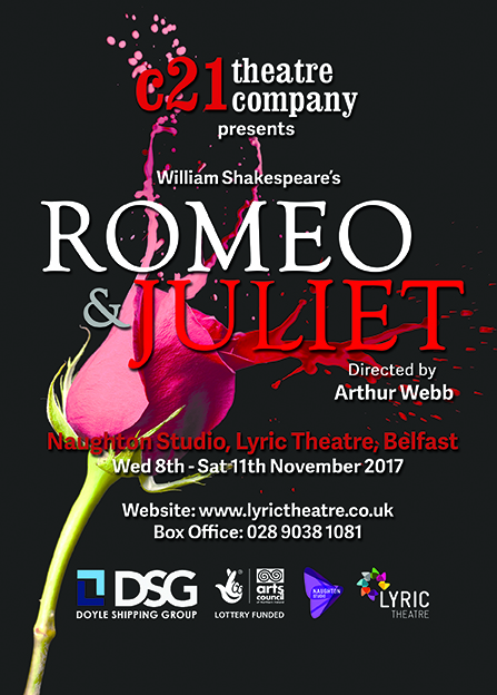 C21 Theatre Have Created A Very European Version Of Romeo Juliet Set In The Balmy City Verona It Plays Out Like Rather Catastrophic Episode