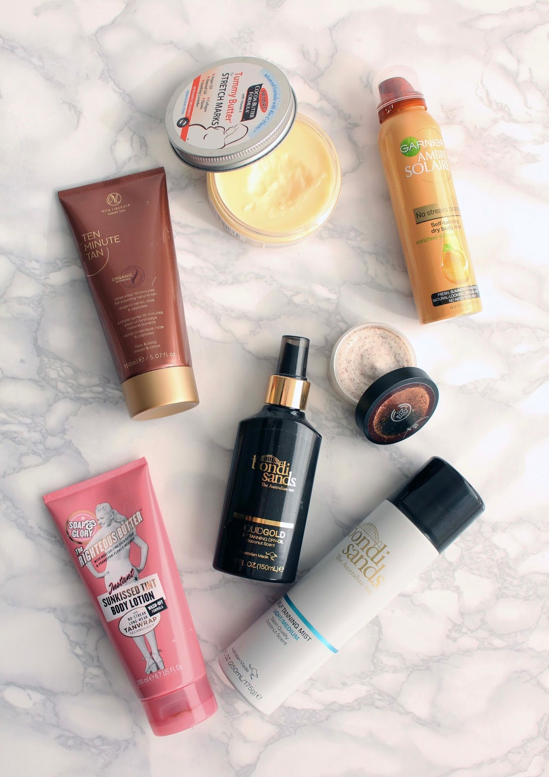 A Pale Girls Guide To Fake Tan