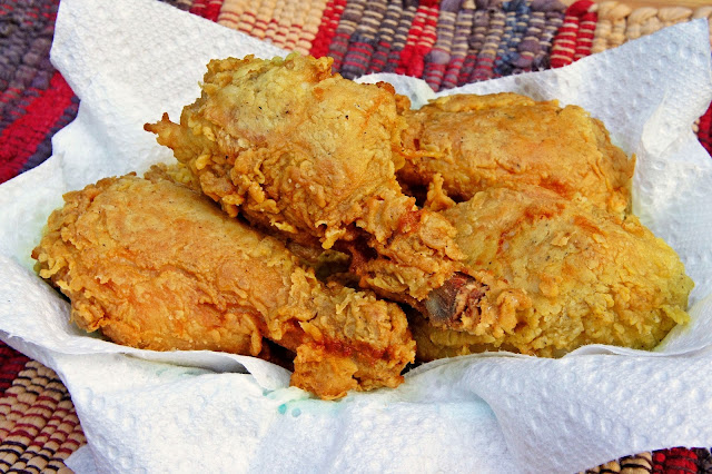 Resep Cara Membuat Ayam Goreng Tepung ala Kentucky Yang Enak Dan Lezat
