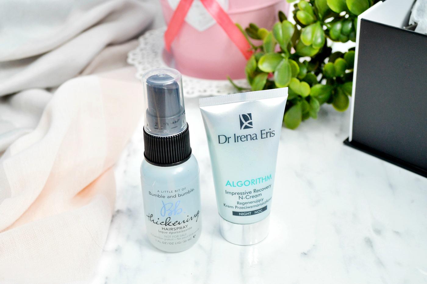 spray zwiększający objętość włosów BUMBLE&BUMBLE Krem na noc Algorithm DR IRENA ERIS