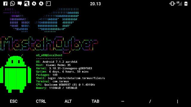 Cara Instal Termux Android Tools Hacking For Pemula Apkd Me