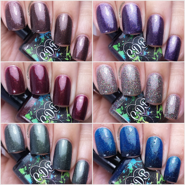 CDB Lacquer - Apocalypse Averted Collection