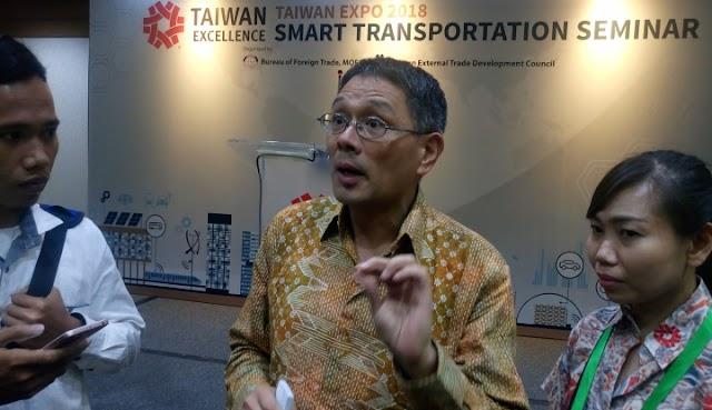 Urai Kemacetan, Pemerintah Diminta Tiru Model Smart City Taiwan