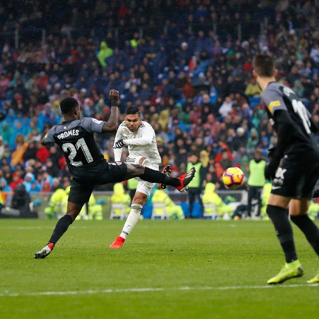 Crónica Real Madrid 2 - Sevilla FC 0