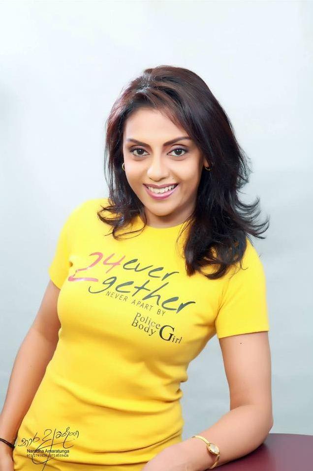 Yashoda Wimaladharma sexy