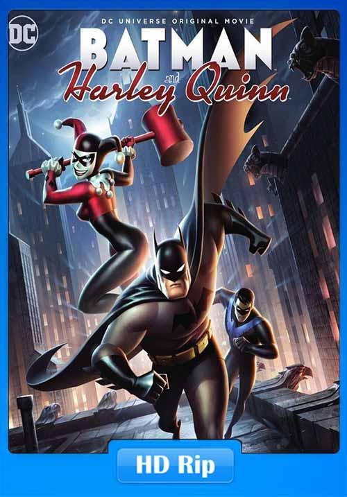 Batman and Harley Quinn 2017 WEB-DL 480p x264 200MB Mobile Movie Free Download And Batman Cartoon Movie Watch HD Movies-300MB.NET