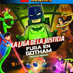 Poster LEGO DC Comics Super Heroes: Justice League - Gotham City Breakout 2016