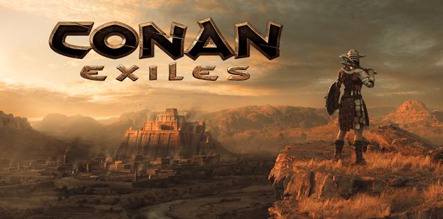 Lançamento de Conan Exiles - - PS4, Xbox One, PC