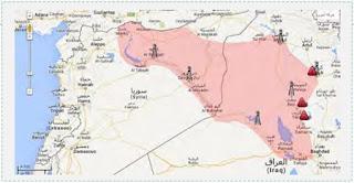 Syria's oil-rich city of Deir ez-Zor