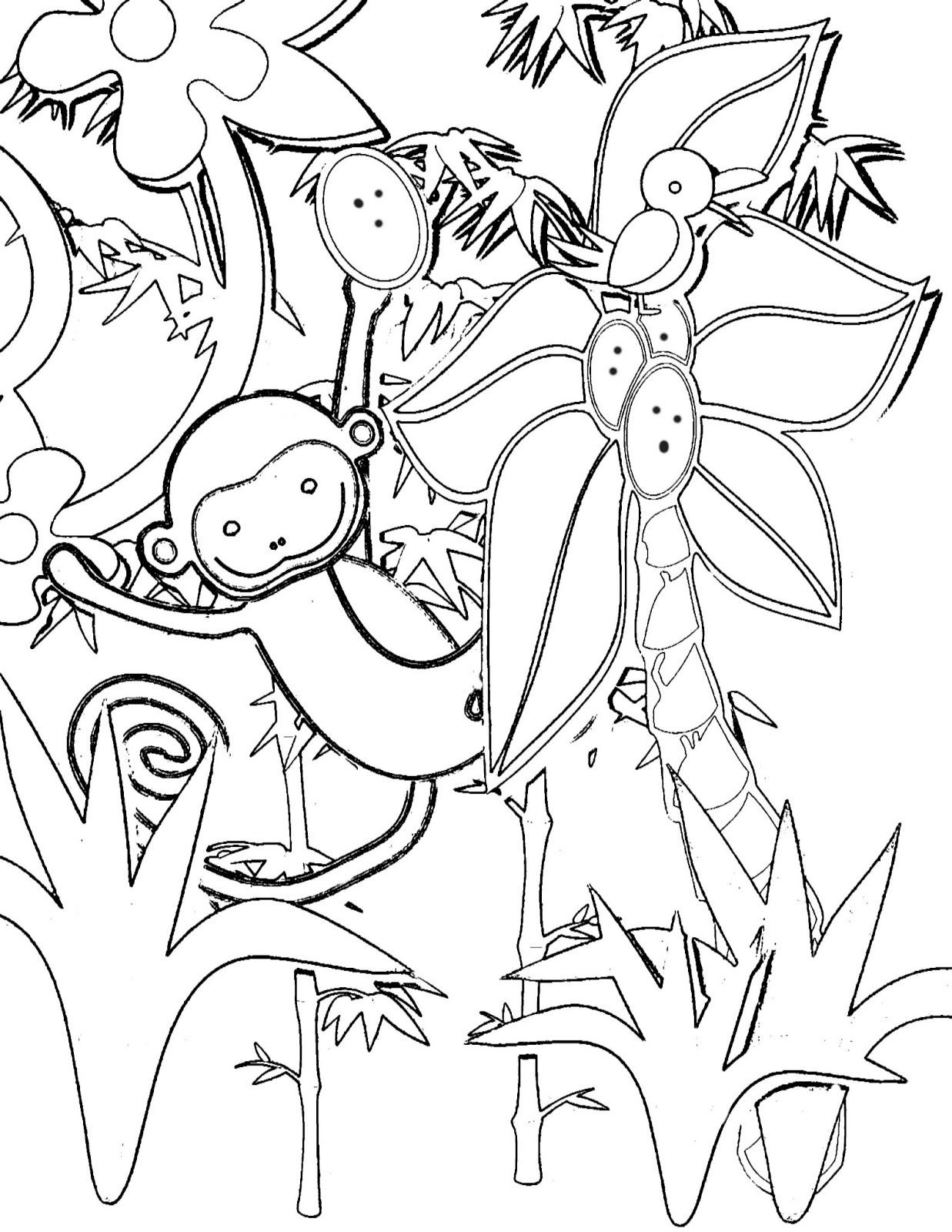 lemon tree coloring page fruit coloring pages coloring pages of
