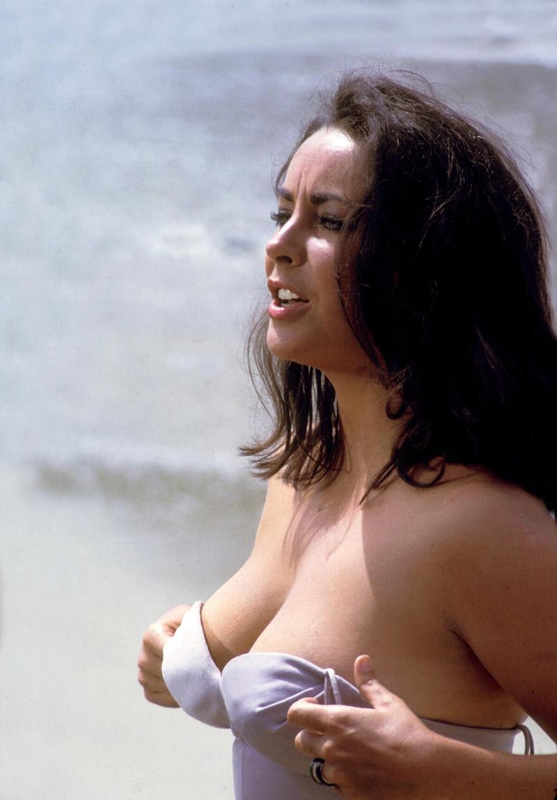 Liz taylor nude