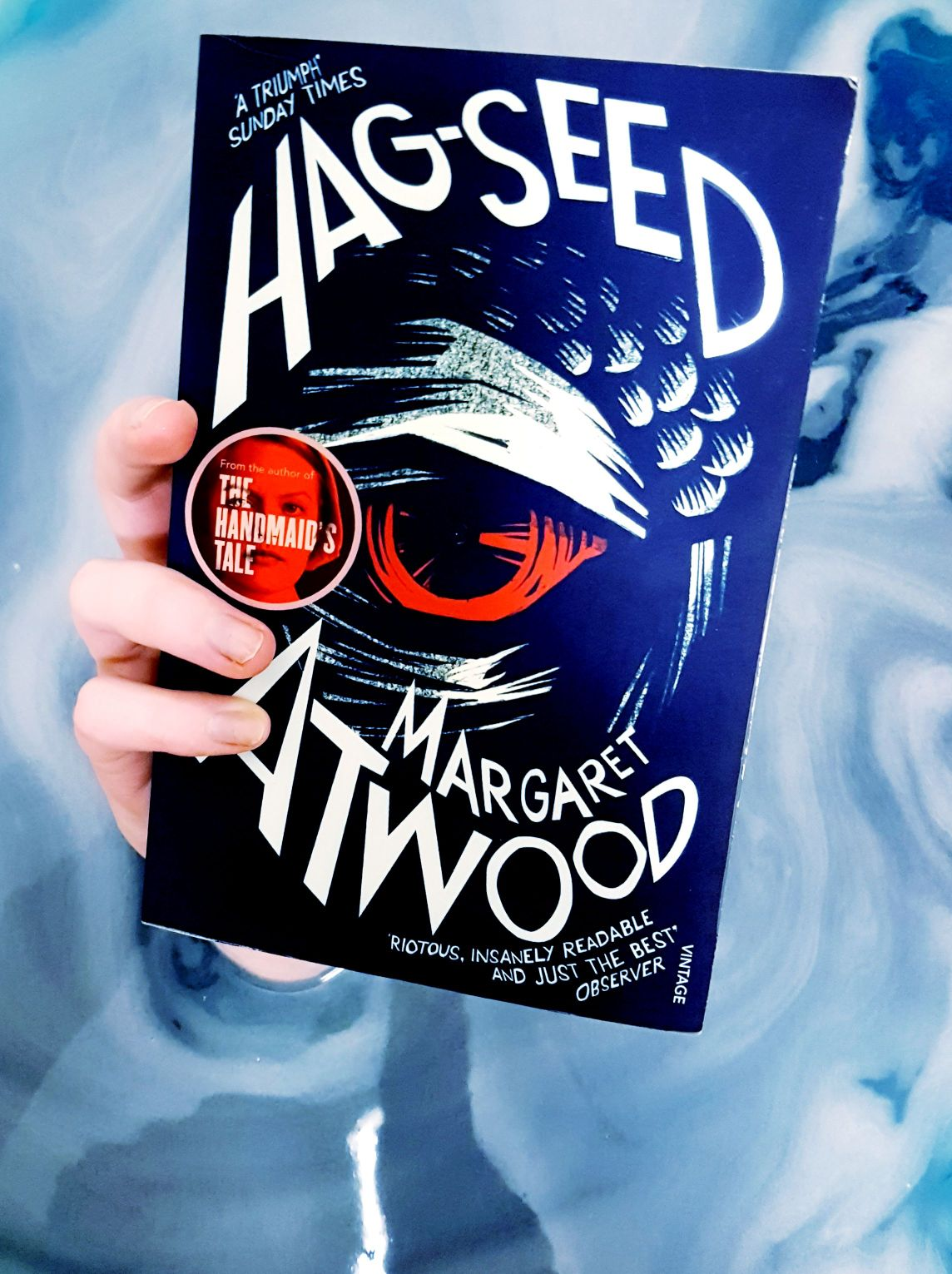Hag-Seed by Margaret Atwood Review