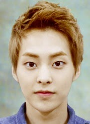 EXO Xiumin's instagram account