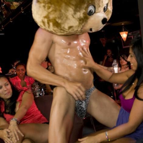 bachelorette party gone wild